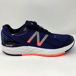 NEW BALANCE FRESH FOAM VONGO 2 Women/'s Navy//Coral Running Shoes WVNGOYB2